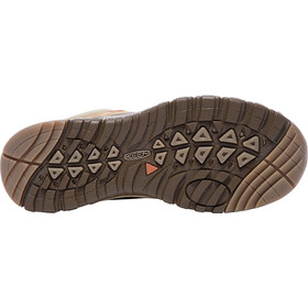 Keen W's Terradora Leather WP Mid Shoes timber/cornstal